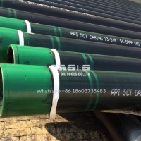 Wholesale API 5CT J55/K55/N80/L80 Standard Tubing and Casing 9 5/8 for Oil Transportation from china suppliers