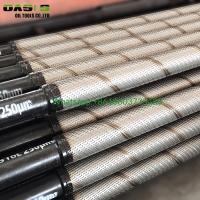 Wholesale Perforated Base Pipe Wire Wrapped Sand Control Screens from china suppliers