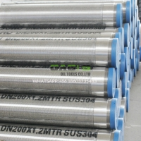 Buy cheap Pre packed stainless steel 304 water well screens for sale from wholesalers