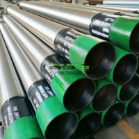 """Buy cheap 9 5/8"""" STAINLESS STEEL 316L WIRE WRAP V SHAPE PIPE BASE SCREENS from wholesalers"""