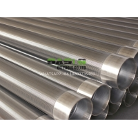 Buy cheap Stainless steel 304 johnson screen wedge wire welding strainer screens from wholesalers