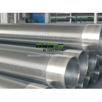 Buy cheap 20thousand Slot Johnson Wedge Wire Water Well Screens from wholesalers