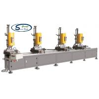 Wholesale Aluminum Window Profile Four Spindle Drilling Machine / Aluminum Window Fabrication Machine from china suppliers
