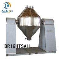 Wholesale 2000L Double Cone SS304 Rotating Drum Dryer from china suppliers