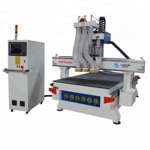 Buy cheap Multi Head CNC 3D Router Machine / Woodworking Cnc Router Engraver Artcam / from wholesalers