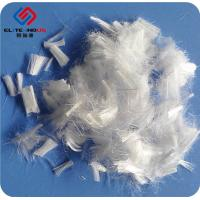Wholesale Anti Crack Monofilament pp Polypropylene Fiber for Concrete Reinforced from china suppliers