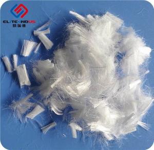 Wholesale concrete anti-cracking PP Fiber Polypropylene Fiber Monofilament microfiber 4 - 48mm from china suppliers