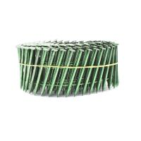 Wholesale Smooth Ring Screw Shank Pallet Coil Nails Pneumatic Fasteners Diamond Point from china suppliers