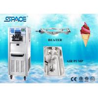 Buy cheap Full Stainless Steel Commercial Ice Cream Machine With LCD Display Screen from wholesalers