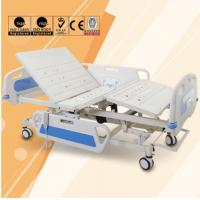 China MD-M02 Semi Automatic Hospital Bed , ICU Hospital Bed For Patient on sale