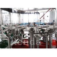 Wholesale Automated Commercial Carbonated Drink Filling Machine 2000 BPH 380V 2000KG from china suppliers