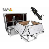 Wholesale Full Automatic Cable Tie System , Wire Tying Machine For Bundling Synchromesh from china suppliers