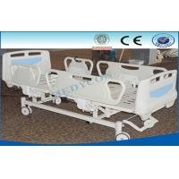 China Multifunctional ICU Hospital Bed , ABS Board Emergency Sickbed For Old Man on sale