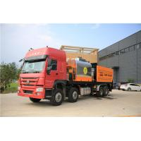 Wholesale Multifunctional Road Maintenance Equipment Double Conveyor Feeding ZZ3317N4667D1 from china suppliers