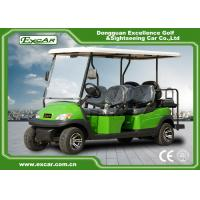 Buy cheap 48V 3.7KW Motor Trojan Battery Powered Golf Buggy / Electric Buggy Car from wholesalers