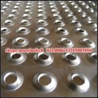 Wholesale Mild steel perforated metal china supplier/Perforated steel sheet from china suppliers