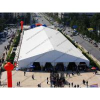 Buy cheap Clear PVC Windows Huge Exhibition Dome Tent from wholesalers