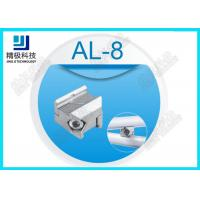 Buy cheap Alloy Aluminum Tubing Connectors AL-8 External 90 Degree Connect Two Aluminum from wholesalers