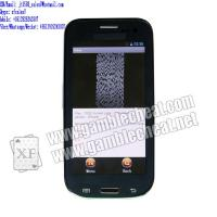 Wholesale XF new samsung poker analyzer/poker scanner/poker smoothsayer/playing cards reader from china suppliers