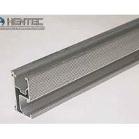 Wholesale Rail Solar Panel Roof Mounts Hardware Polished Silver Anodizing from china suppliers