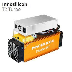 Most Efficient Bitcoin Miner Innosilicon T2 Turbo 24Th/s With Psu 1980w