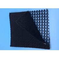 Wholesale Landfill Drainage Geocomposite Drainage Net 3D Geonet Composite Geotextile from china suppliers