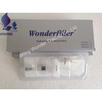 Cross-Linked Injectable Wrinkle Fillers Hyaluronic Acid Buttock Augmentation 10ml