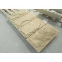 Wholesale Yellow red Natural Sandstone Paving mushroom slab tile from china suppliers