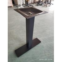 Wholesale Bistro Table base Mild Steel Table leg  Powder Coated Restaurant Furniture from china suppliers