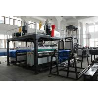 Buy cheap 6.8T Air Bubble Packaging Machine , Air Bubble Sheet Machine Easy Operation from wholesalers