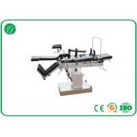 Wholesale Surgical electric operating table For hospital / clinic , 2100mm Length from china suppliers