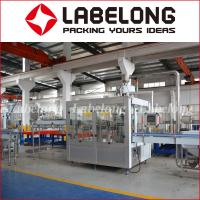 Wholesale 3000BPH Liquid Bottling Machine For Polyester And Plastics Bottles from china suppliers