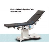 Wholesale Electro Hydraulic Surgical Operating Table Suitable For C -Arm And X-Ray from china suppliers