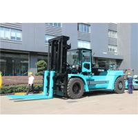 Wholesale 900mm Load Center 30 Ton Forklift , Container Big Forklift Trucks For Airports from china suppliers