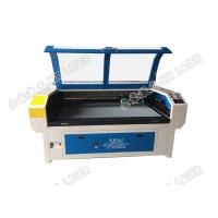 Wholesale High Speed Laser Cutting Machine Double Head Laser Cutter For Garment Labels from china suppliers