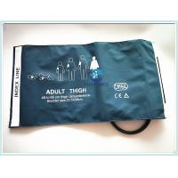 Wholesale Single Hose Tube Medical Blood Pressure Cuff , 46 - 66cm Adult Bp Cuff from china suppliers