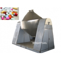Wholesale Large Volume 5000L 1.5kw Double Cone Rotary Vacuum Dryer from china suppliers