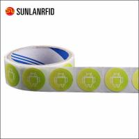 China NFC Paper roll Rfid Tag NFC sticker on sale