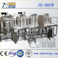 China 3000L Micro Beer Brewing Brewery Equipment with CE and ISO certification on sale