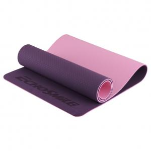 Wholesale 8MM Thick Exercise Fitness Yoga Mat TPE Yoga Mat 62cm Length from china suppliers
