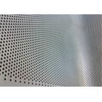 Wholesale Commercial Perforated Metal Mesh Kitchen Wall Covering Long Service Life from china suppliers