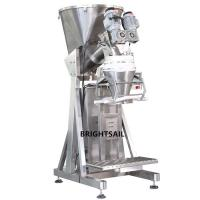 Buy cheap 5kg 50 Kg Weight Flour Powder Pouch Filling Machine Error Indicating from wholesalers