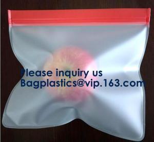 Wholesale Vaccum Bag For Food Reusable Silicone Food Bag Peva Bag Food Storage Snack Food Packaging Bag BAGEASE BAGPLASTIC from china suppliers