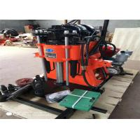 Buy cheap 150m Depth Rotary Water Borehole Drilling Machine With Pump For Small Rock 2M from wholesalers