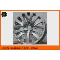 Buy cheap Matt black sputtering chrome bmw alloy wheels bmw replacement wheels from wholesalers
