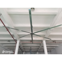 Wholesale 7.3m Ceiling Livestock Ventilation Fans 55r/Min With 6 Blades from china suppliers