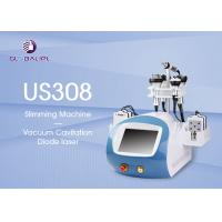 Buy cheap 6 In 1 Vacuum Slimming Machine 6 Handles Suitable All Kinds Of Skin from wholesalers