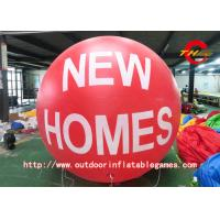 Wholesale Printing Exhibition Decoration Large Helium Balloons Inflatable Balloon Advertising from china suppliers