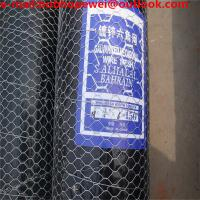 Wholesale chicken wire price/heavy gauge chicken wire/non galvanized chicken wire/chicken fencing for sale/poultry net from china suppliers