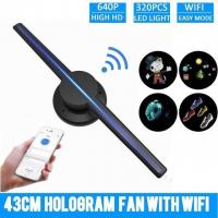 Buy cheap 3d Image Projection Hologram , Hologram Video Projector Wide Viewing Angle from wholesalers
